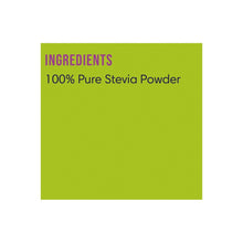 Load image into Gallery viewer, Pure Natural Stevia Powder