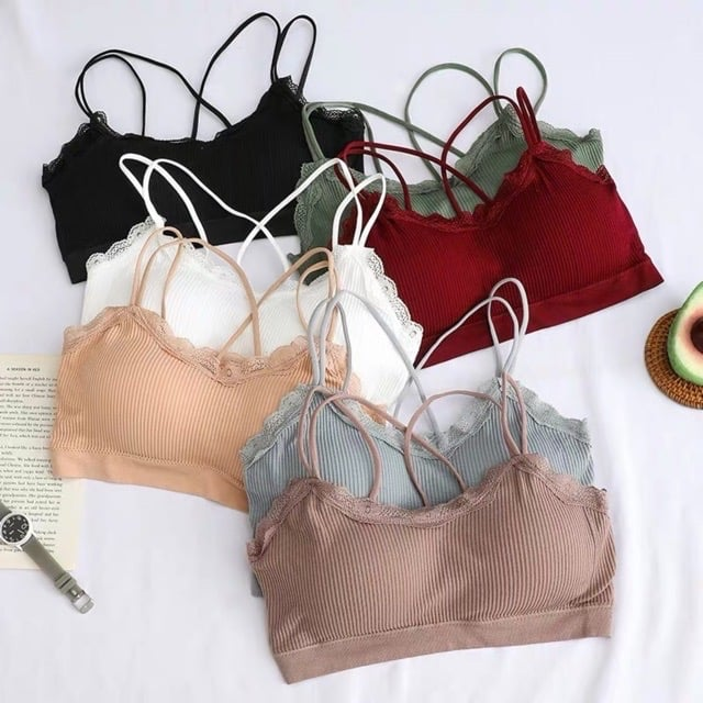 Camisole Breathable Bralette ( BUY 1 GET 2)