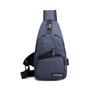 CANVAS  ANTI THEFT BAG(BUY 1 GET 3)