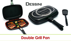Non Stick Double Sided Pan
