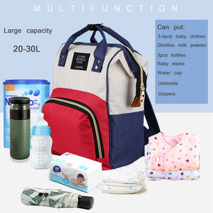 Nappy Diaper Travel Bag