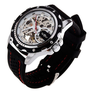 Skeleton Fashionable Automatic Watch