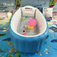 Load image into Gallery viewer, Inflatable Baby Bathtub
