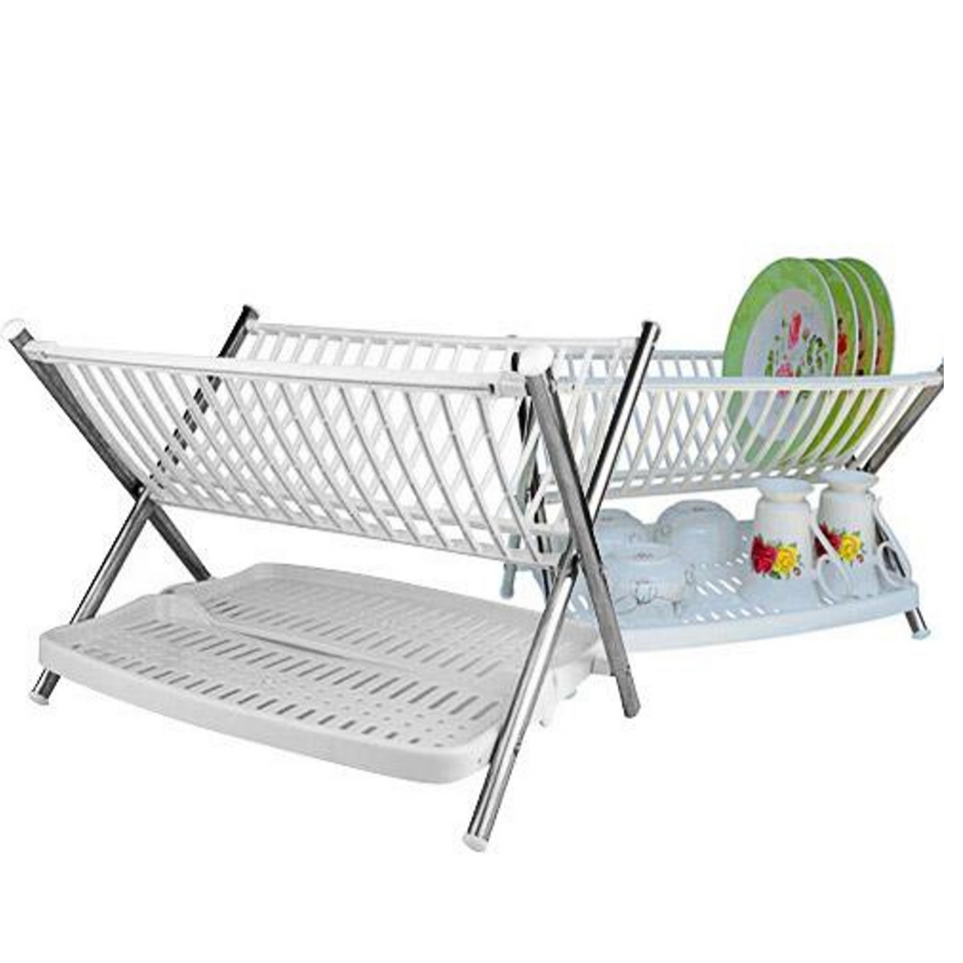 Multifunctional Kitchen Folding Rack