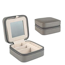 Load image into Gallery viewer, Portable Jewelry Box