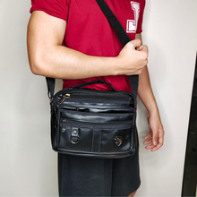 Load image into Gallery viewer, Leather Sling Bag Buy1 take1