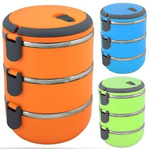3 Layers Lunch Box