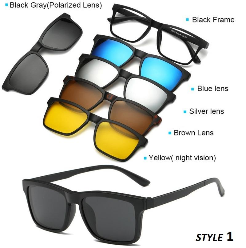 Swappable Sunglasses