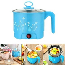 Load image into Gallery viewer, Mini Multifunction Electric Cooker