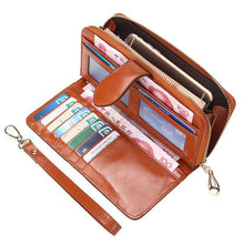 Load image into Gallery viewer, Leather Long Wallet  (Buy 1 Get 3)