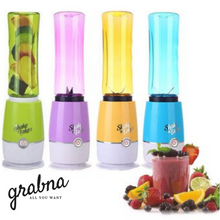 Load image into Gallery viewer, Shake N Take  Rechargeable Blender