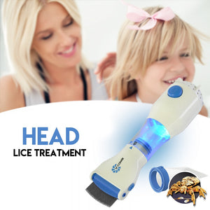 Head Lice Removal(Electric)