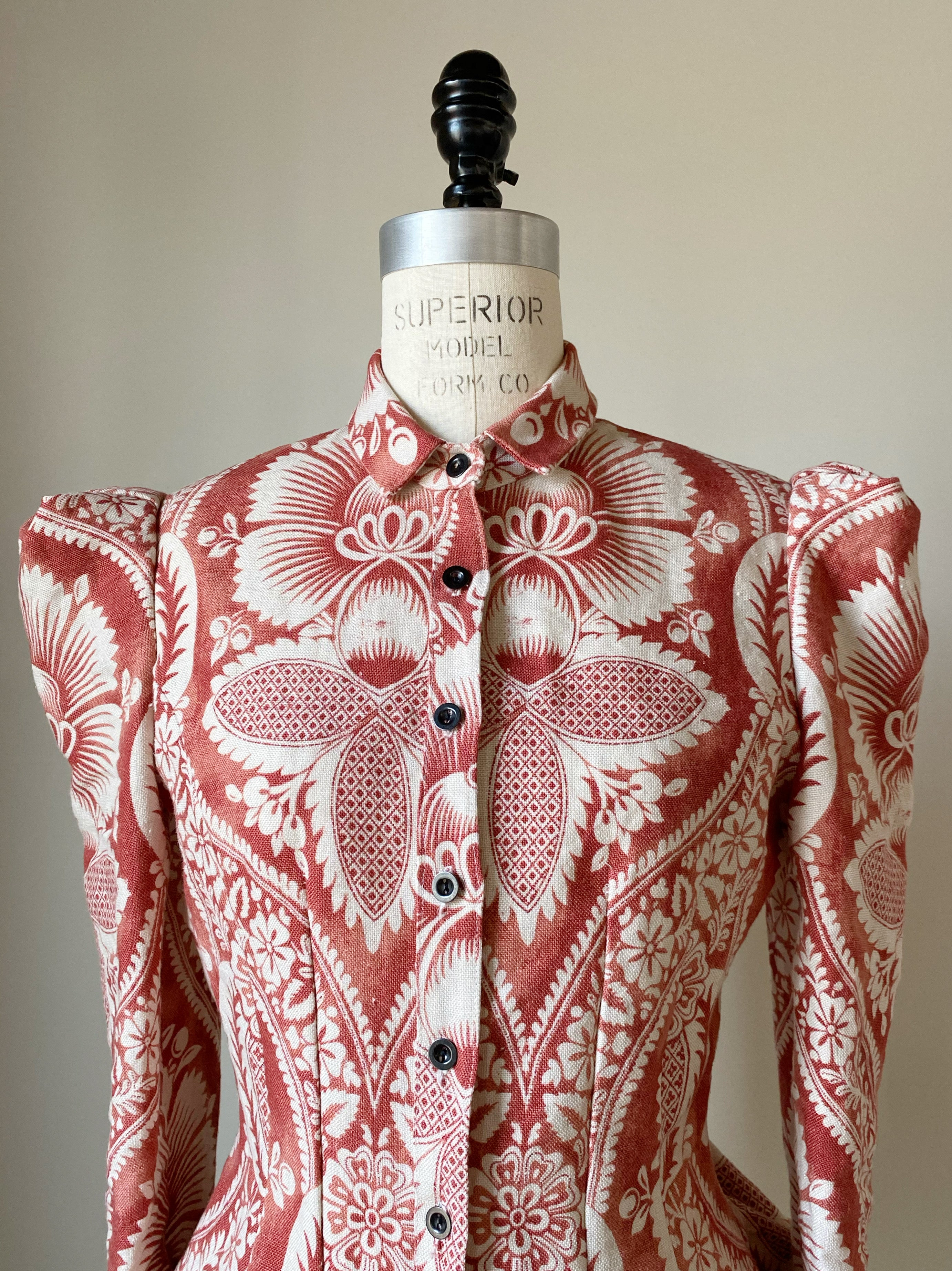 sophronia shirt jacket