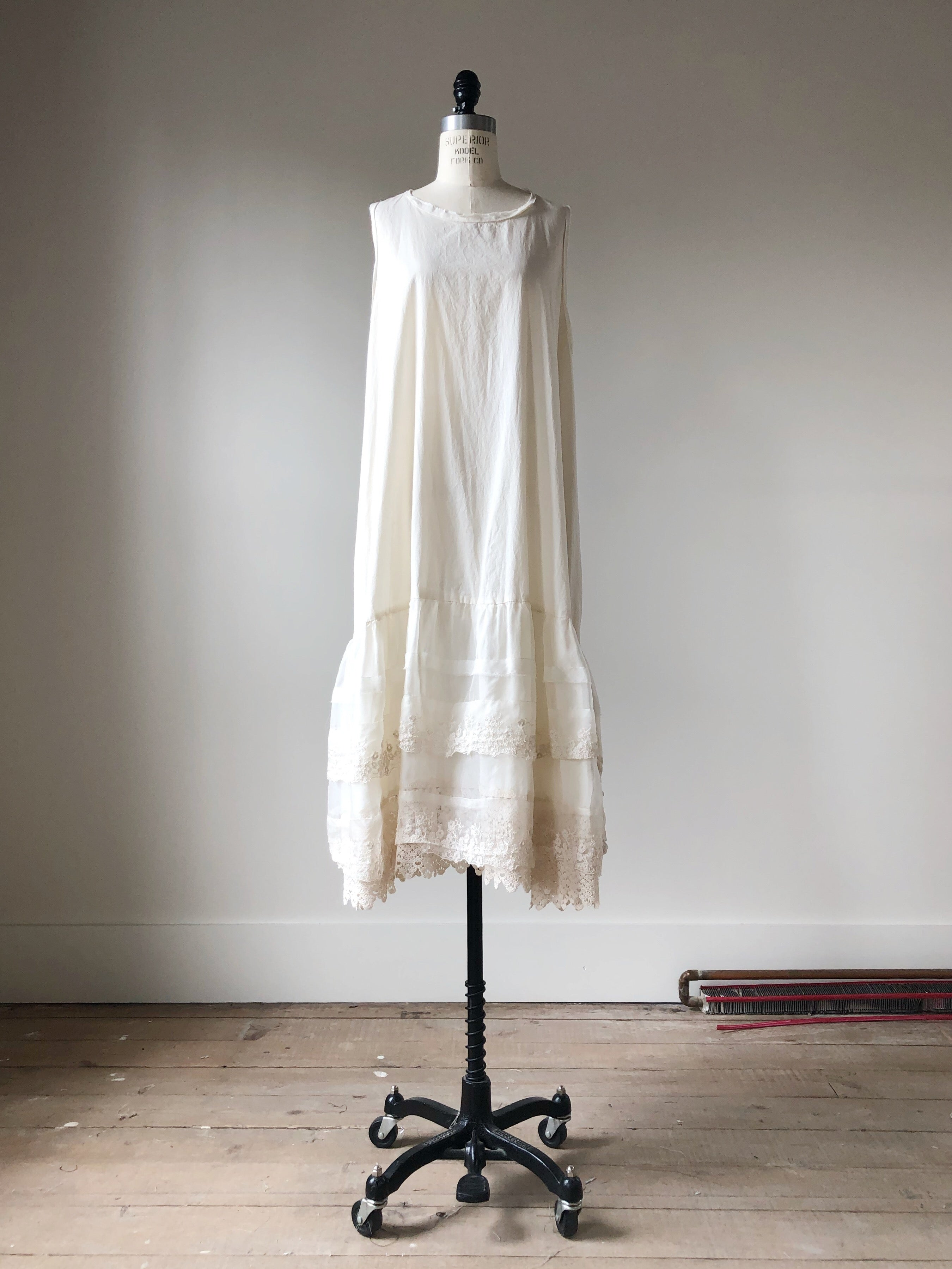 douglass edgerton summer slip dress