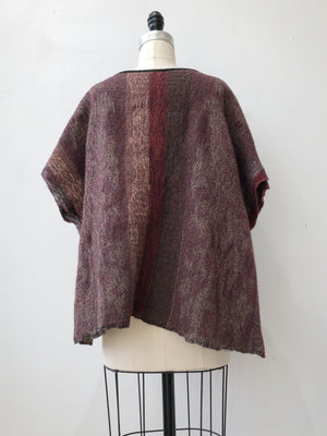 lincoln wine merino top