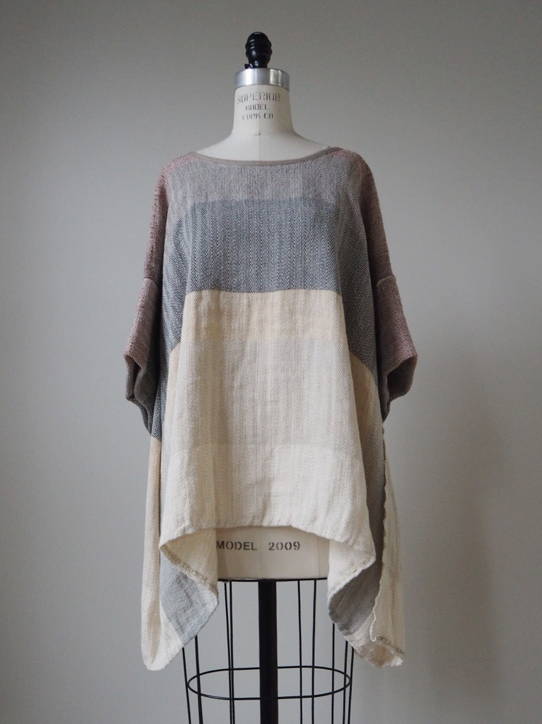 herringbone square top