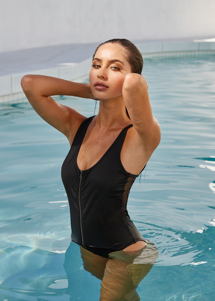 Liv One-Piece Swimsuit - lord+lady