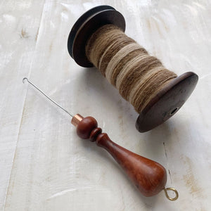 Threading Hooks For Spinning Wheels - Collombatti Naturals