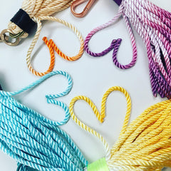 Tech Candy Fringe Benefit Woven USB Cable + Tassel