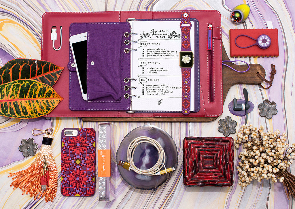 Tech Candy Purple/Red Hues Product Grouping