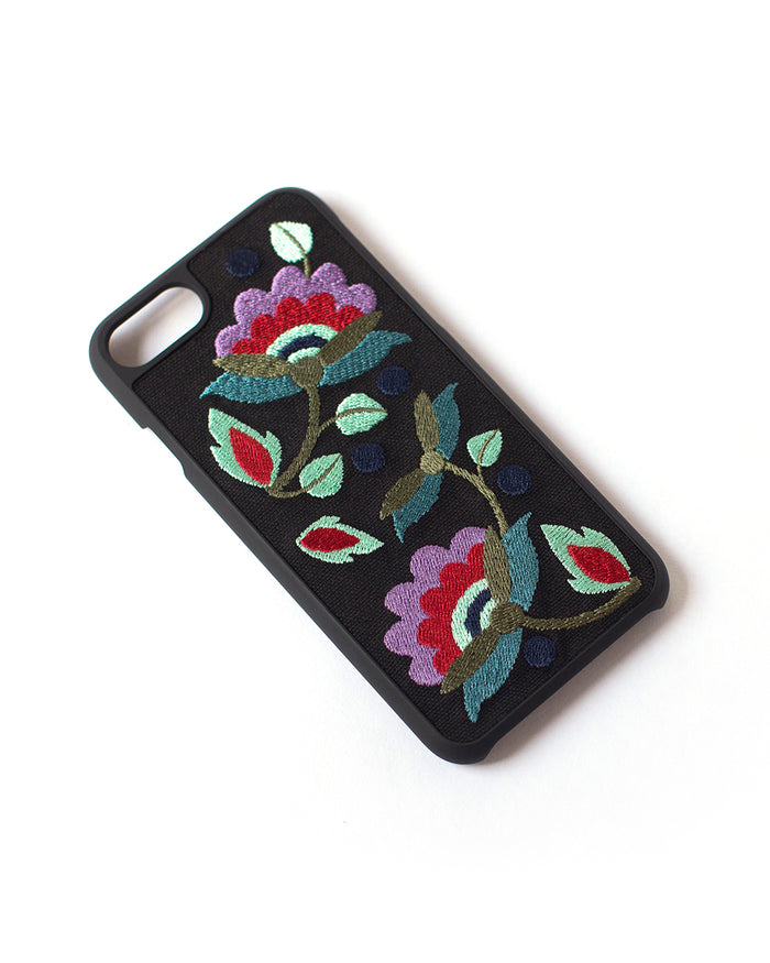 Better Off Thread Embroidered Case (iPhone 6/6S/7/8): Cool