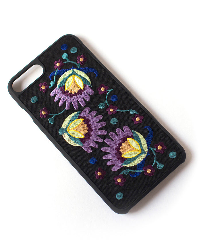 Better Off Thread Embroidered Case-Cool (iPhone 6/6S/7 Plus)