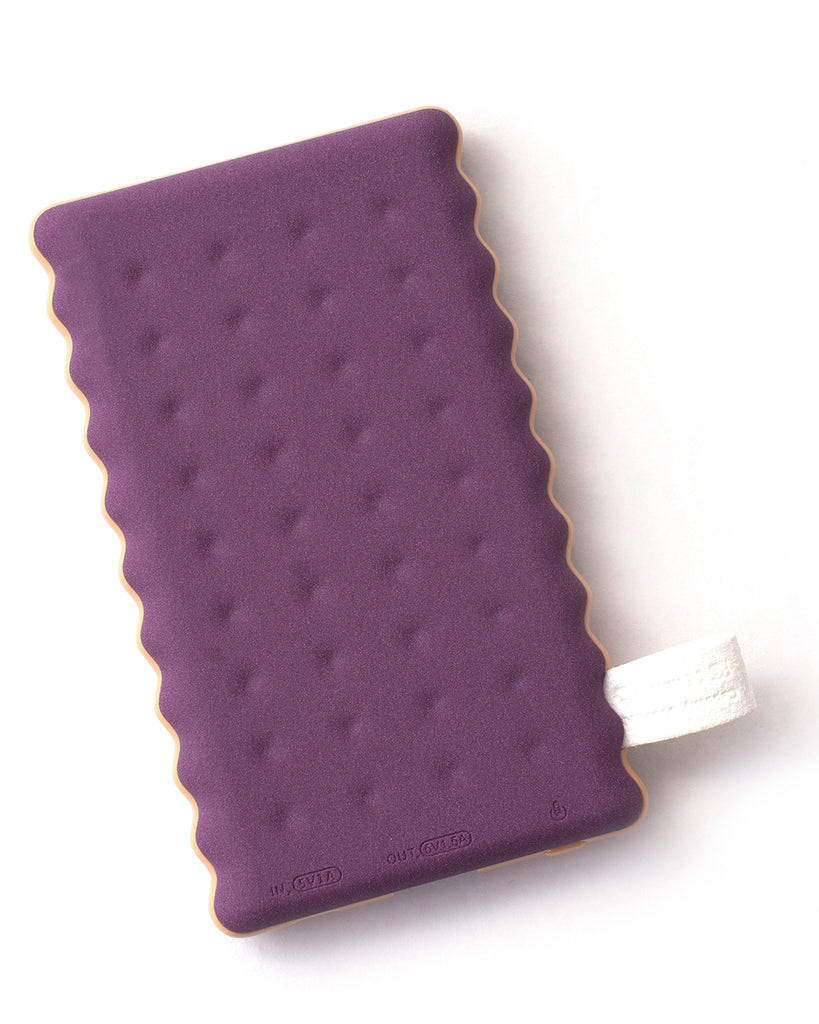 Cookie Monster 4X Mobile Energy Bar : Purple