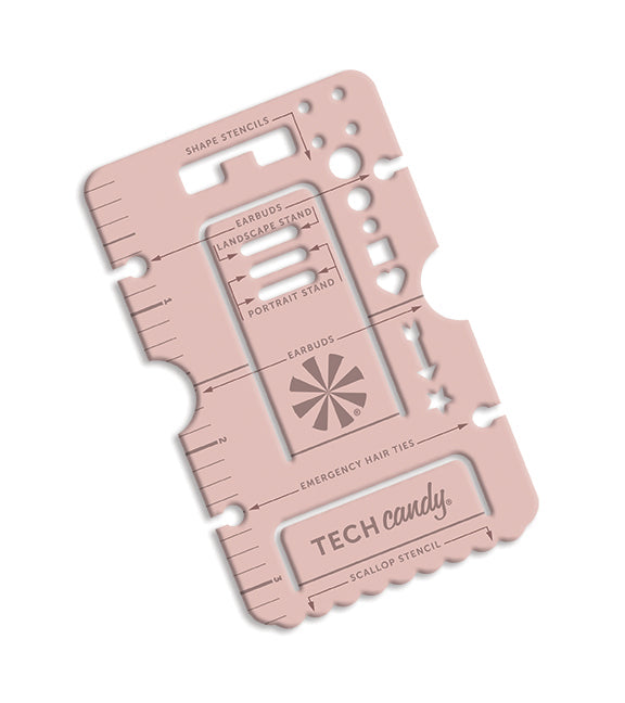 Handy Standy Phone Stand Multi Tool : Light Pink