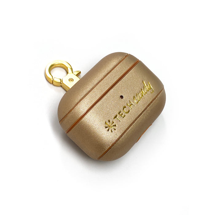 Mixed Metals AirPods Pro Case : Gold
