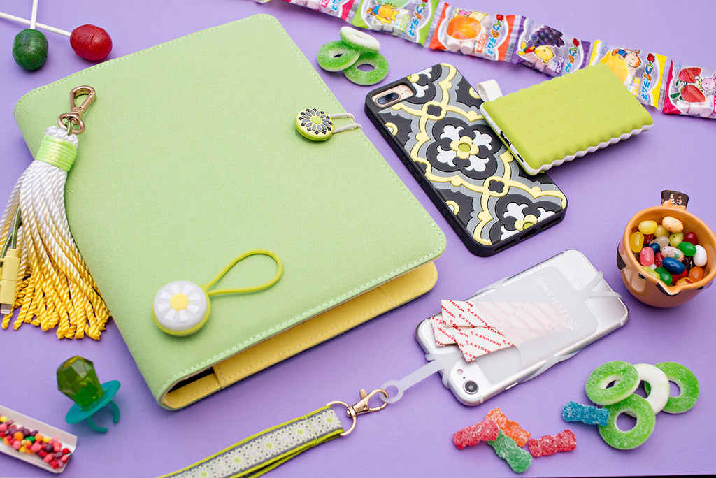 Tech Candy Lime Green/Sunshine Hues Product Grouping