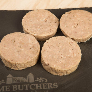 What is White Pudding?