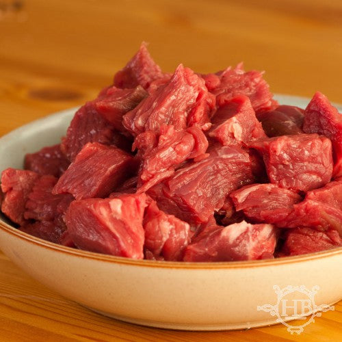 Beef Stewing Steak - Small
