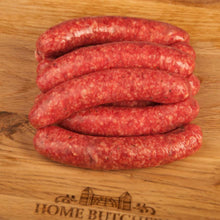 Load image into Gallery viewer, Steak and Pepper Sausages