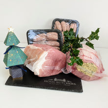 Load image into Gallery viewer, Christmas Meat Box Delivered