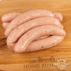 Pork and Black Pepper Sausages