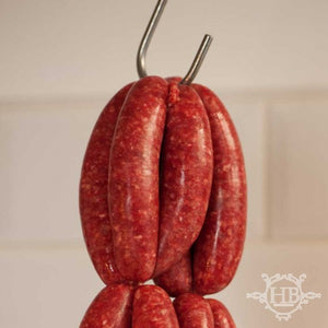 Traditional Irish Steak Sausages