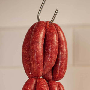 Traditional Steak Sausages