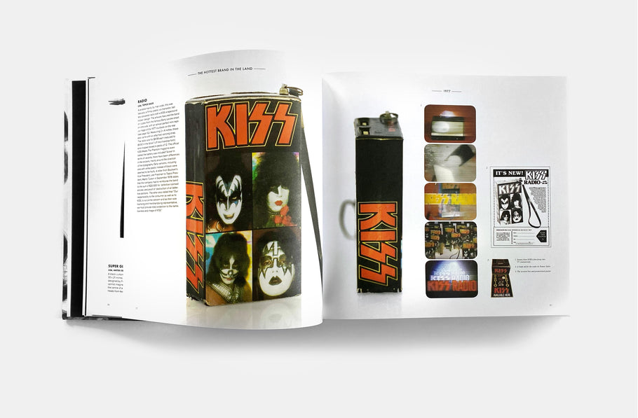 'KISS: HOTTEST BRAND IN THE LAND' Reviews