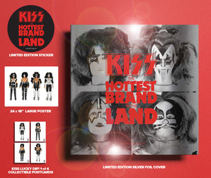 KISS: The Hottest Brand In The Land: Deluxe Edition
