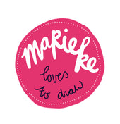 Marieke Loves to Draw - Shop