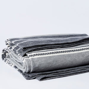 Coyuchi Mariposa Supersoft Organic Cotton Blanket
