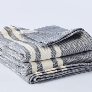 Coyuchi Cirrus Supersoft Organic Throw