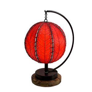 Eangee Pendulum Orb Table Lamp