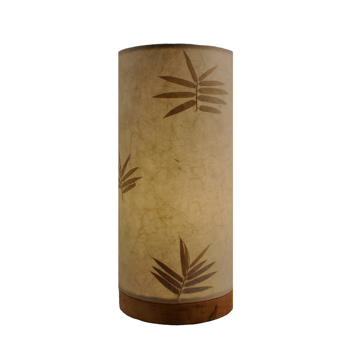 Eangee Paper Cylinder Table Lamp