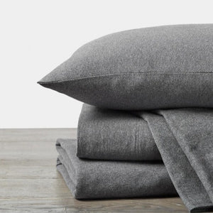 Coyuchi Organic Jersey Envelope Pillowcase Set