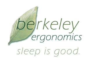 Berkeley Ergonomics Comforter - Camel Hair