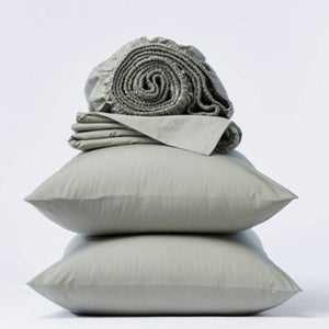 Coyuchi 300 TC Organic Percale Pillowcase Set