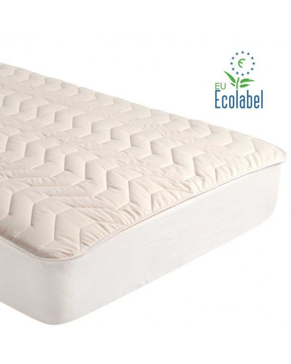 Gotcha Covered 100% Cotton Quilted Washable Mattress Pad