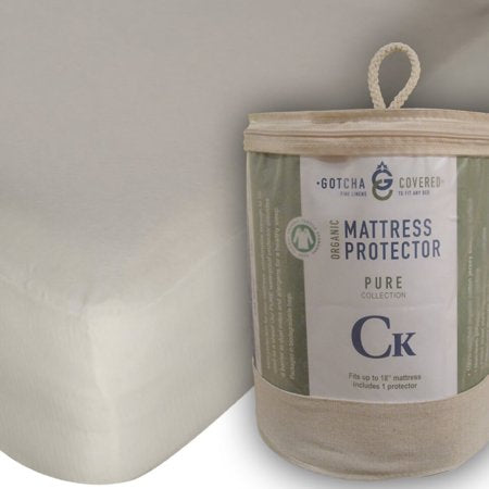 Gotcha Covered Pure Collection Organic Mattress Protector