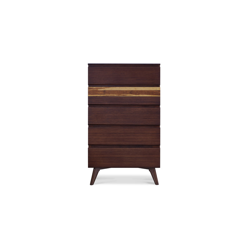 Greenington Azara 5-Drawer Chest, Sable